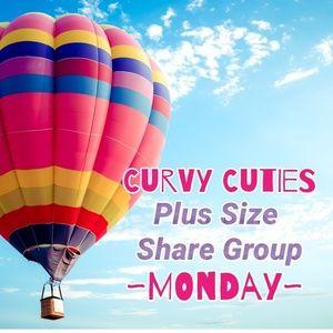 6/24 (CLOSED) PLUS SHARE GROUP: Curvy Cuties